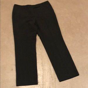 NWT! Van Heusen Black Straight Leg Stretch Pants
